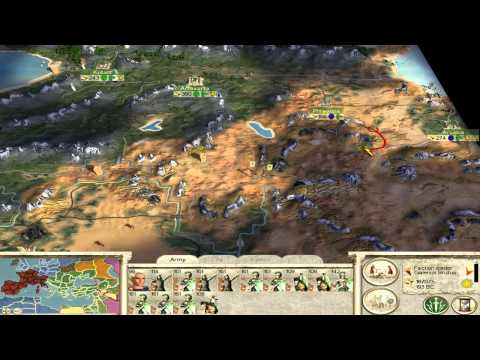 Let's Play Rome Total War Brutii Campaign #49 Rome Has Conquered, The End