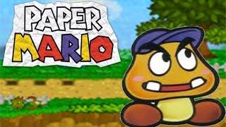 Paper Mario capítulo 3:La primera aventura de Goombario