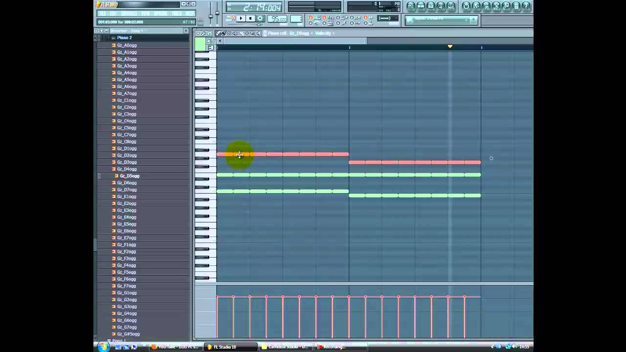 how to add piano in fl studio