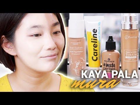 Masubukan itong mga MURANG FOUNDATION UNDER P500 | Raiza Contawi thumbnail
