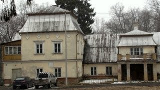 Pałac w Hruszniewie - Powiat Łosice