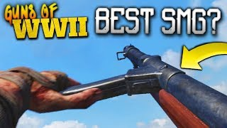 THIS GUN IS AMAZING! - Weapons of COD: WW2 - TYPE 100! thumbnail