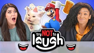 Try To Watch Without Laughing or Grinning #129