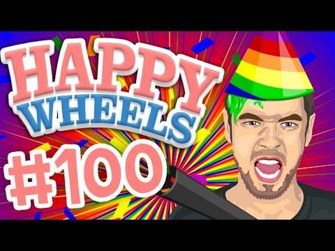 Happy Wheels - Part 100 (GRAND FINALE)