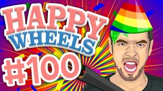 Happy Wheels - Part 100 (GRAND FINA...