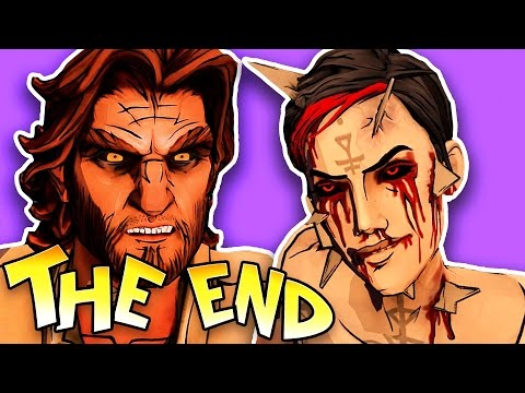 THE WOLF AMONG US ENDING!! (Episode 5 Finale)