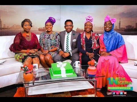 Jermaine Live On Your View On TVC