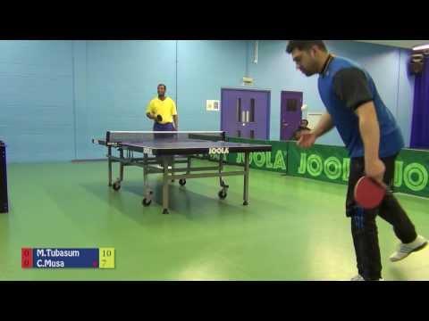 2014 PTTA Premier Division Singles Semi-Final: Charles Musa vs Majid Tubasum