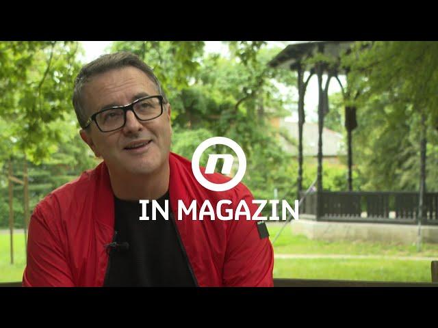 Tarik Filipović o ulozi njemačkog komandanta serije 'Konak kod Hilmije' I IN magazin