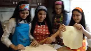 Azerbaijan cuisine  Kutabs