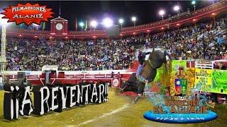 ¡¡A REVENTAR!! EN EL CARNAVAL AUTLÁN 2016 RANCHO EL AGUAJE Y H3H VS LAS 4 CUADRILLAS DE JINETES