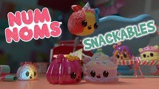 New Year's Eve Countdown | Num Noms Snackables | Webisode 8