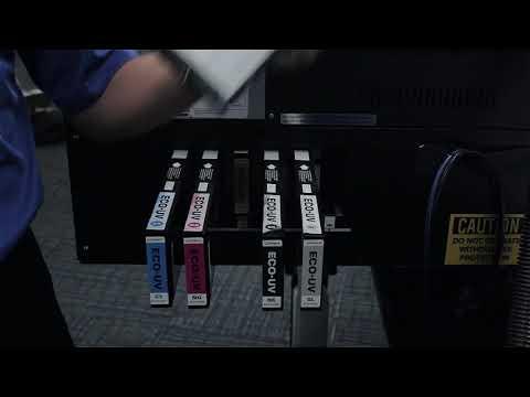 Ink Circulation - Roland VersaUV LEJ-640FT
