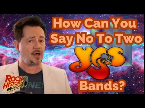 How Can You Say No To Two Bands Named YES - ARW Is Now YES