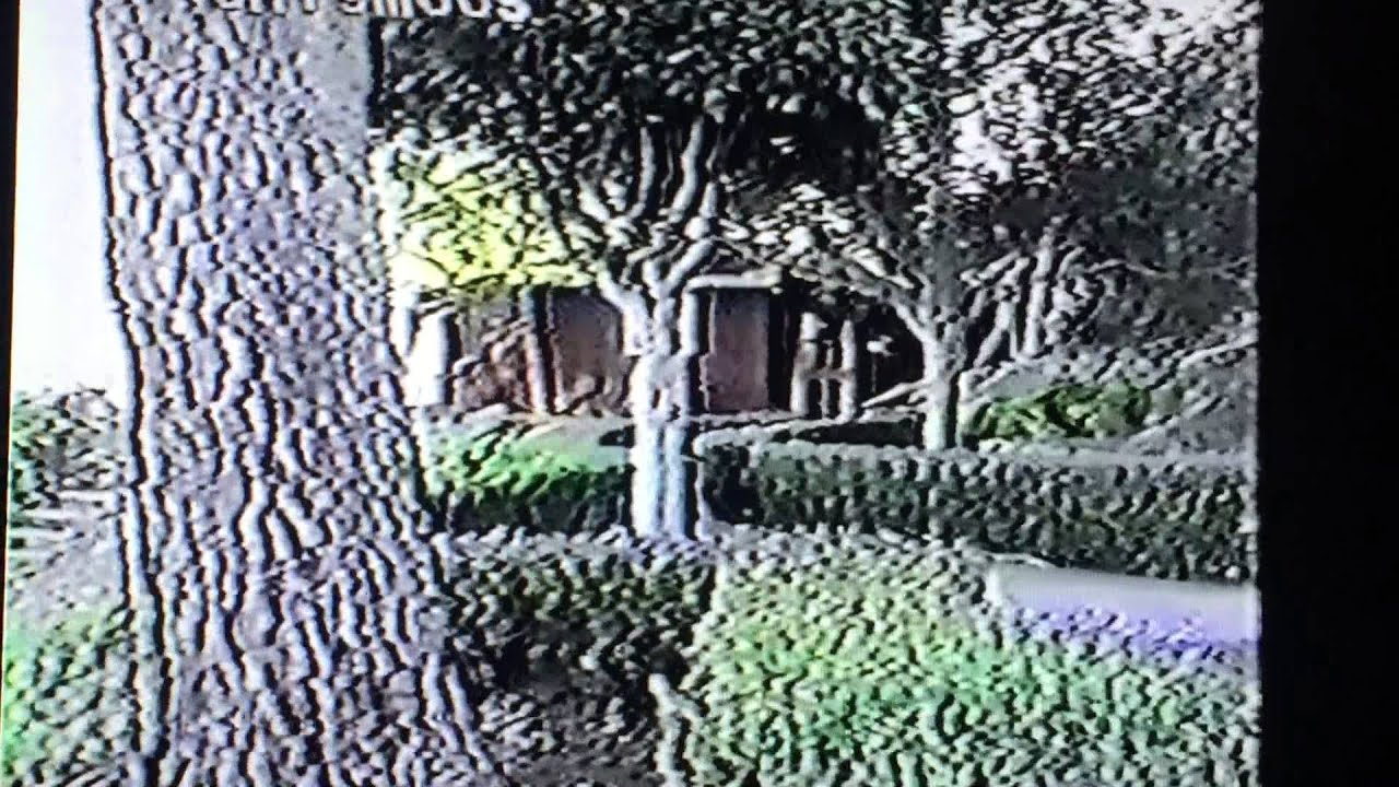 10050 Cielo Drive Walk-Through, Sharon Tate's House, December 1993, Part 2