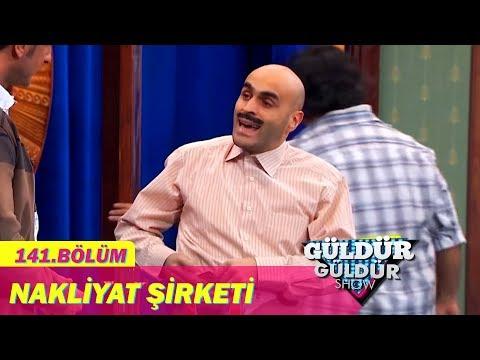 Güldür Güldür Show 141. Bölüm, Nakliyat Şirketi Skeci
