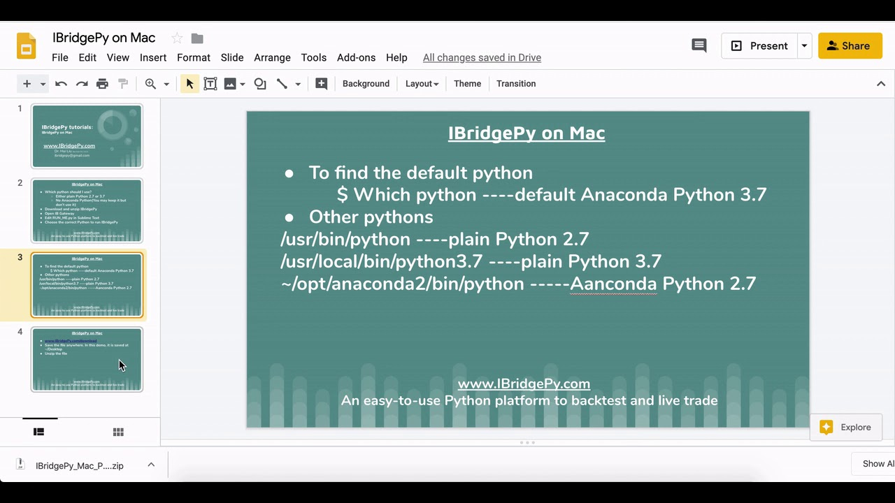Best Platform For Mac To Run Python