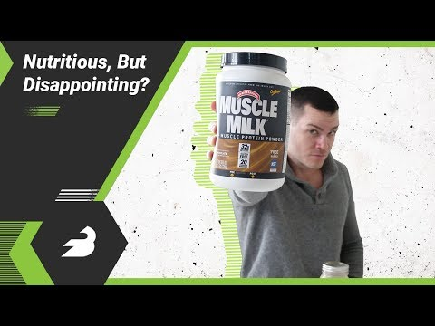 muscle-milk-protein-powder-review