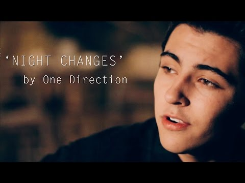 One Direction - Night Changes Cover by Kyson Facer