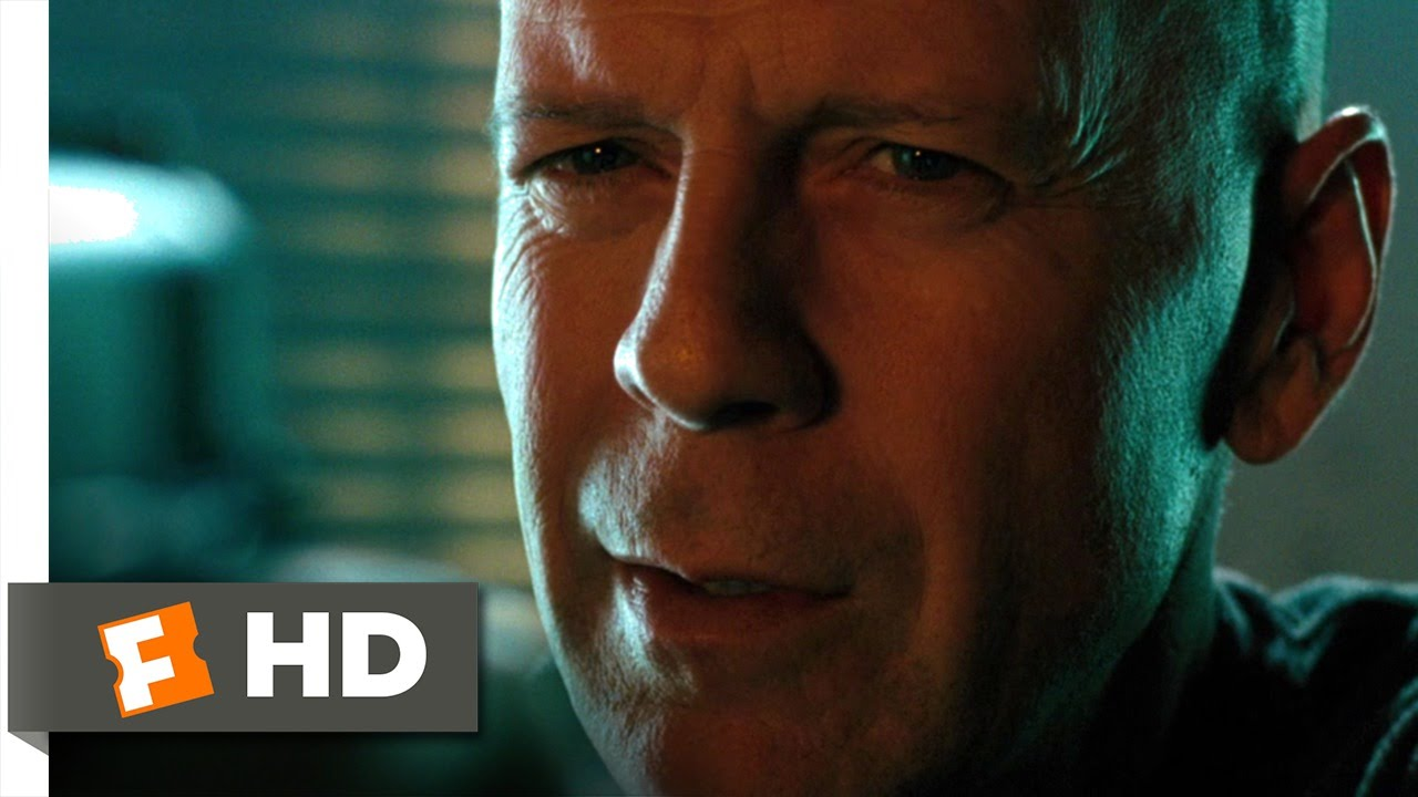 Red 1 11 Movie Clip Moses And Mayhem 2010 Hd Youtube