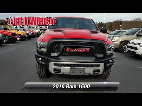 Certified 2016 Ram 1500 Rebel, Downingtown, PA 200301A