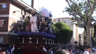 Prendimiento Ciudad Real 2014 - Domingo de Ramos 1/2