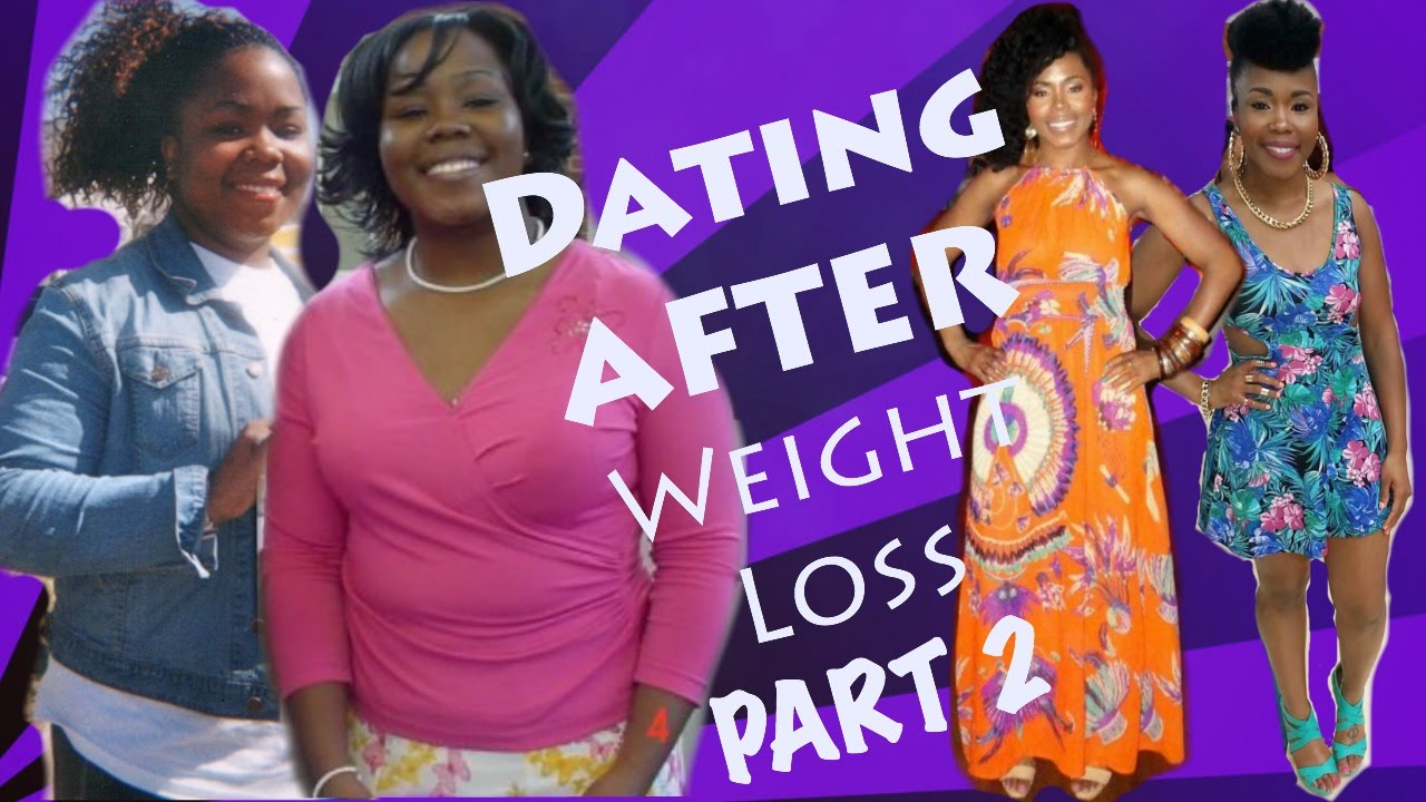 dating after weight loss