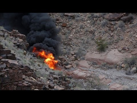 'It's Unimaginable': 3 Dead, 4 Rescued After Grand Canyon Helicopter Crash | Los Angeles Times