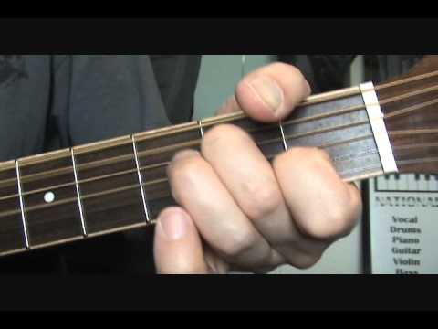 How To Play Justin Bieber Die In Your Arms Guitar Youtube