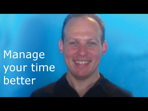 How to manage your time as an entrepreneur. Time management tips and strategies as a business owner