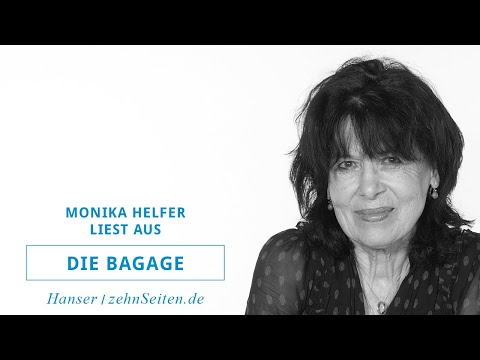 Die Bagage YouTube Hörbuch Trailer auf Deutsch