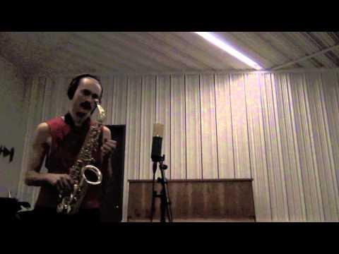 Klingande Jubel Saxophone Cover by Andreas Ferronato