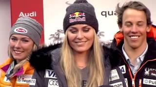 Audi Media Talk: Weltcup-Auftakt der alpinen Ski-Elite in Sölden