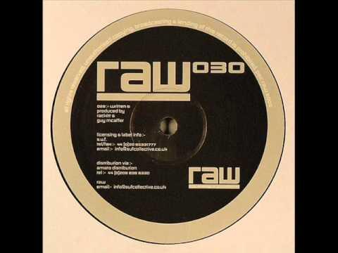 Guy McAffer & Rackitt - RAW 030