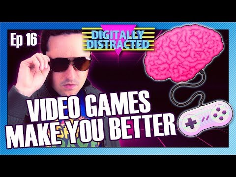 Video Game Skills in REAL LIFE | Digitally Distracted Ep 16