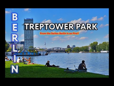 Treptower Park & Soviet War Memorial - What to do in Berlin, Germany - Travel Food Drink