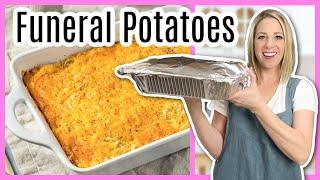 How To Make Cheesy Funeral Potatoes