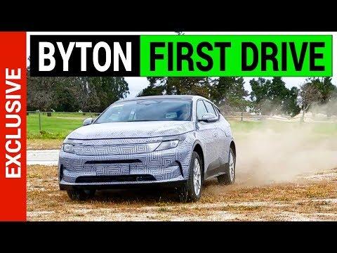 Wochenend-News kompakt: Byton M-Byte Video, Taycan mit 3425 km in 24h, BYD verdreifacht Gewinn, LG Chem beliefert Tesla