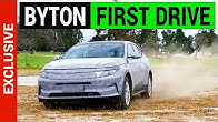 WORLD EXCLUSIVE: Byton M-Byte First Test Drive & Review