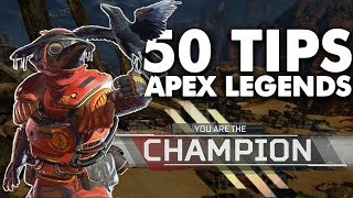 Download 50 SKILLED Apex Legends Tips to Improve! Mp3 and Videos