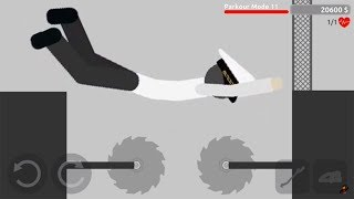 Stickman Backflip Killer 4 Part 23 ALL LEVELS Parkour Mode 100% / Android Gameplay HD