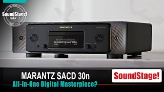 Streaming or Discs? Why Not Both with the Marantz SACD 30n Player (Take 2, Ep:32)