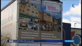 Truckvertising - France 3 reportage