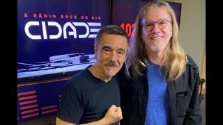 Humberto Gessinger no Cidade do Rock (Rádio Cidade) - Apresentação: Charles Gavin - 06/02/2020