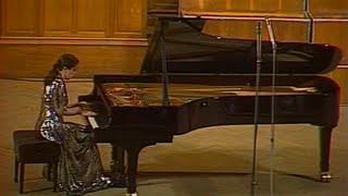 Eteri Andjaparidze plays Scriabin Etudes op. 8 & Preludes op. 22 - video 1992