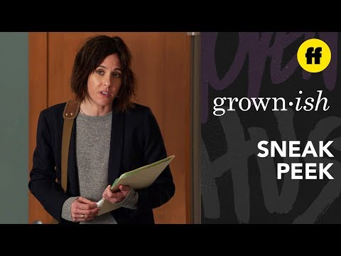 grown-ish Season 2, Episode 5 | Sneak Peek: Can A Woman Be A Misogynist? | Freeform from YouTube · Duration:  54 seconds