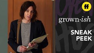 grown-ish | Season 2, Episode 5 | Sneak Peek: Can A Woman Be A Misogynist? | Freeform
