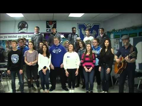 Grafton Midview High School   Stop The Hate Youth Sing Out