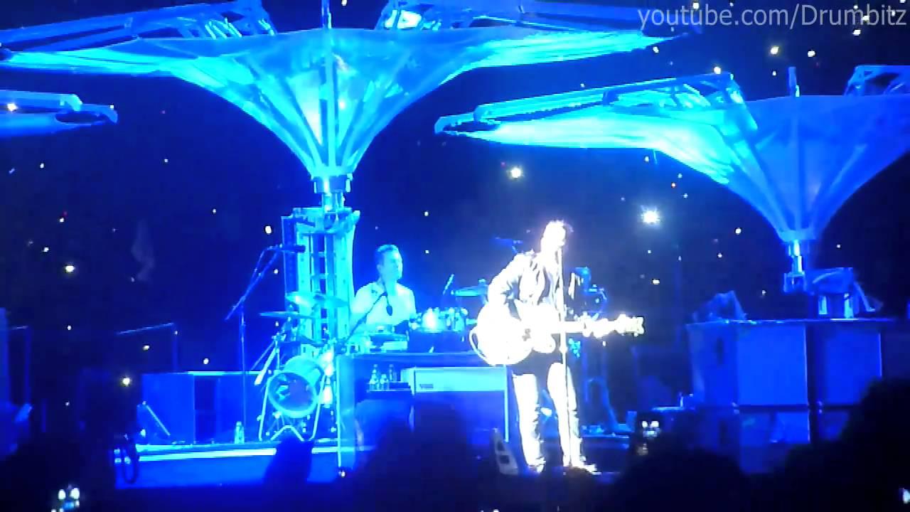 [HD] U2 - One @ U2 360° Tour Live In Moscow
