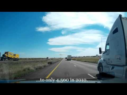 NM I-40 Eastbound (Guadalupe)